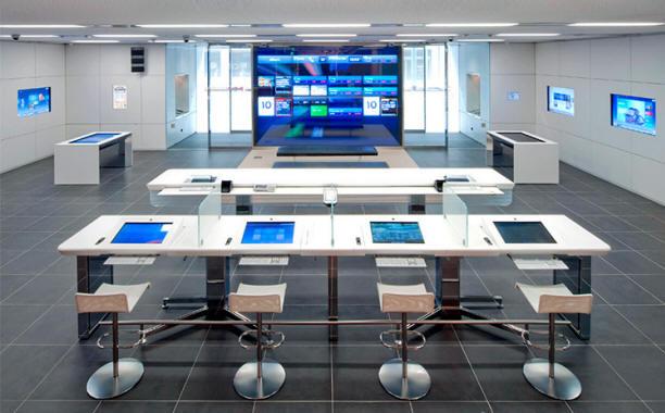 Cableado estructurado oficinas bogot colombia for Diseno oficinas modernas bogota
